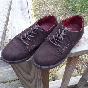 Kids Nike Cole Haan Dress Shoes Size 12